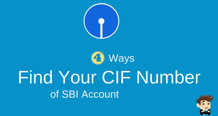SBI CIF Number