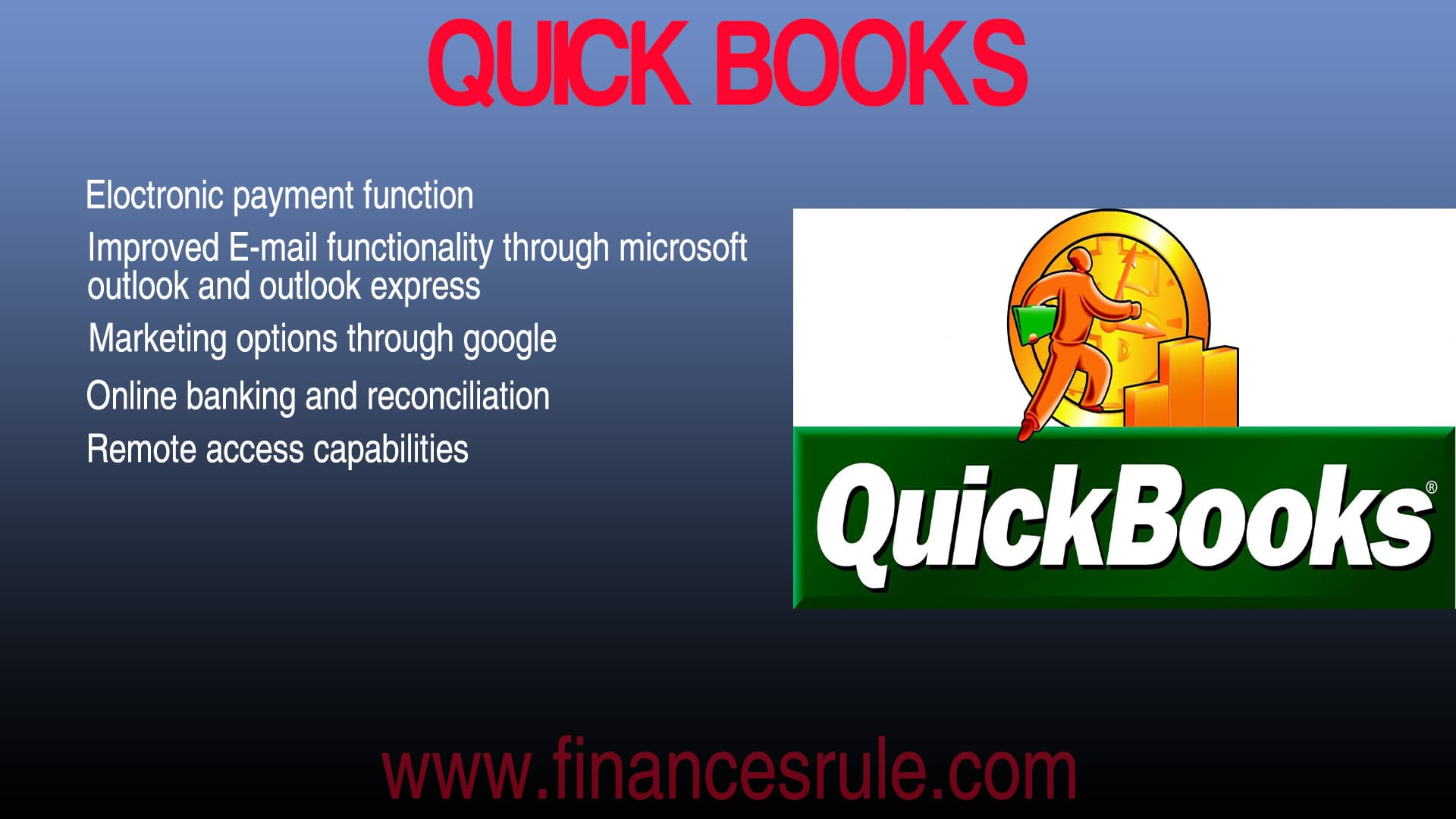 QuickBooks Online - The Best Software for Business Accounting