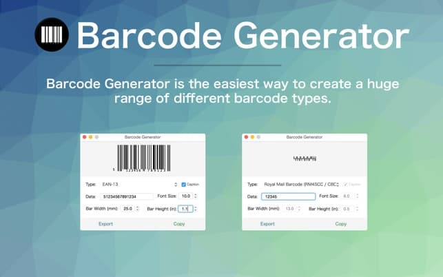 Barcode Generator - How to Create Single & Multiple Barcode