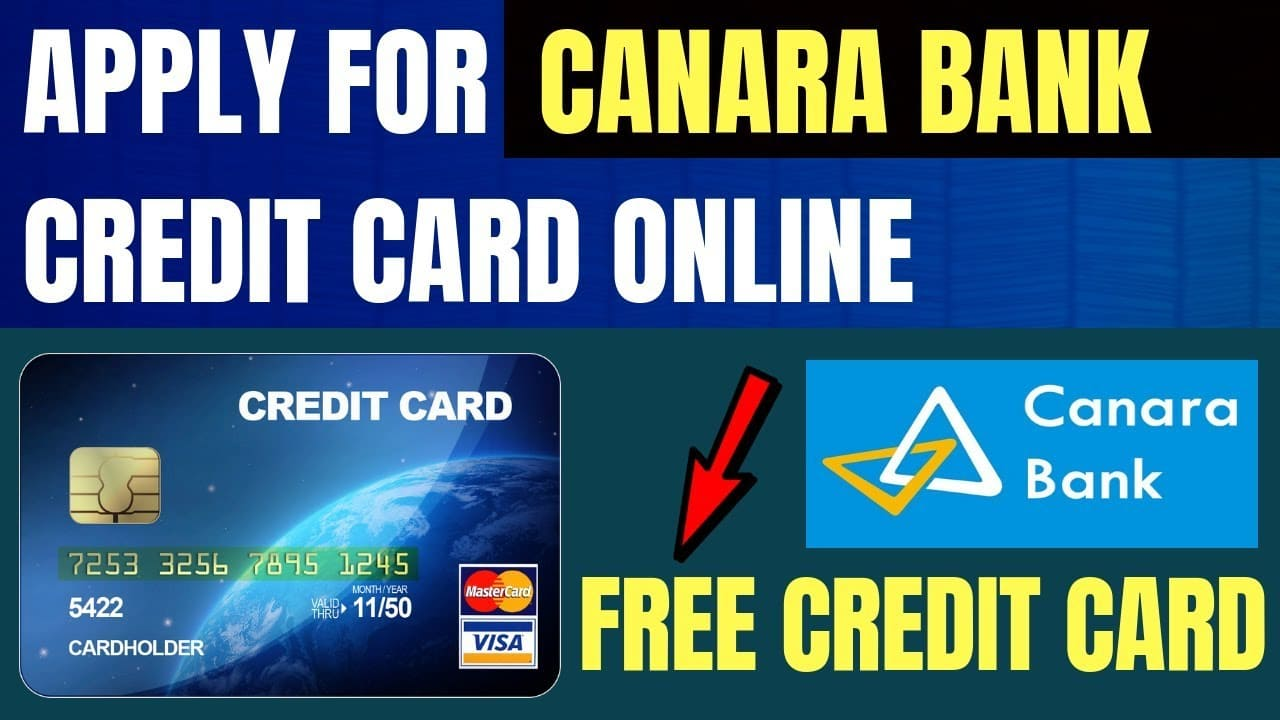 Canara Bank Credit Card Status
