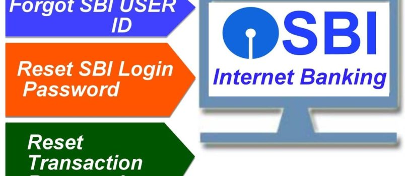 Recover SBI Login Password