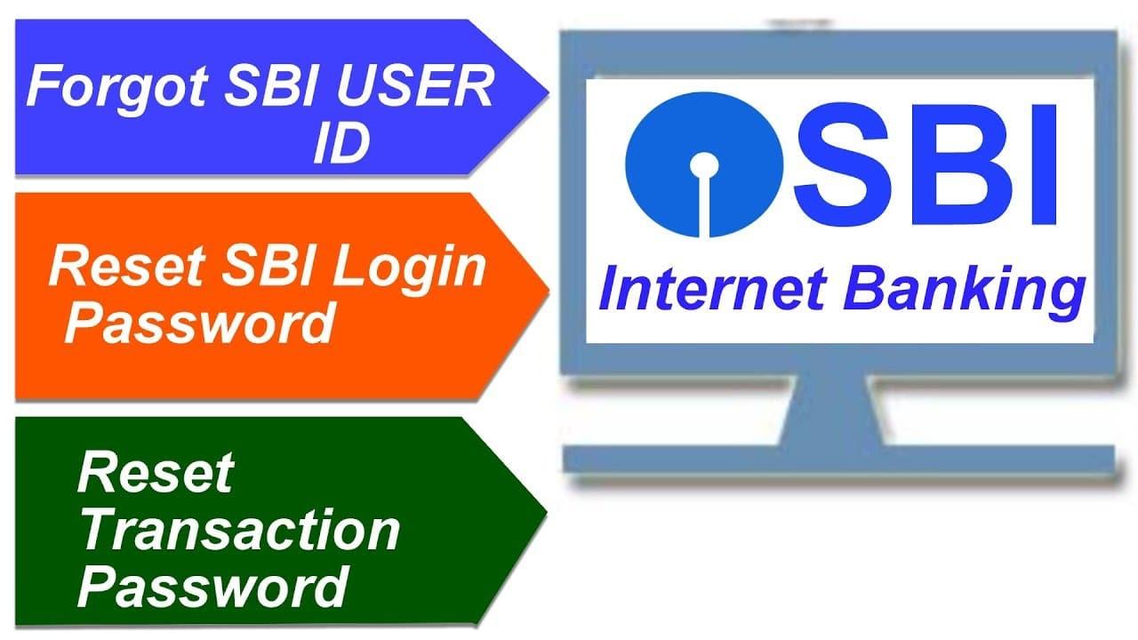 Recover SBI Login Password