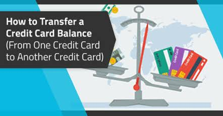 transfer-balance-one-credit-card-to-another